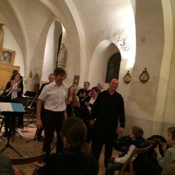 Concert de Noël à Courquetaine – Dimanche 27 novembre après-midi