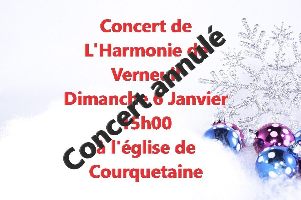 Concert de Courquetaine
