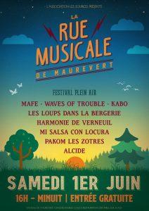 Rue musicale 2019