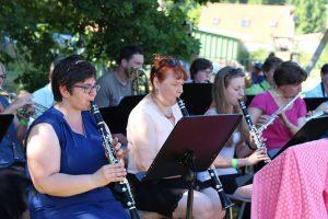 La Rue Musicale de Maurevert 2019 Harmonie de Verneuil 7