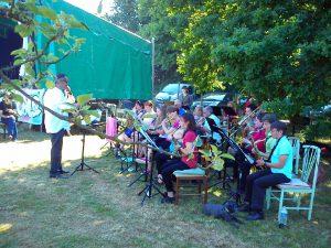 La Rue Musicale de Maurevert 2019 Harmonie de Verneuil