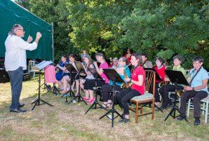 La Rue Musicale de Maurevert 2019 Harmonie de Verneuil 3