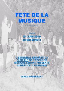 Orchestre-Junior-Verneuil-L'étang-Fête-de-la-Musique-2019