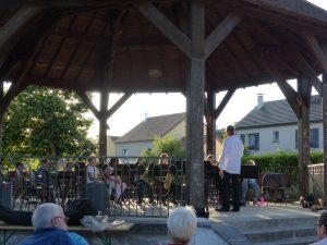 Le Petit Orchestre Verneuillais2-Fête de la musique