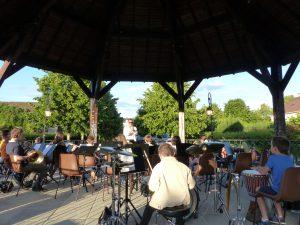 Le Petit Orchestre Verneuillais-Fête de la musique