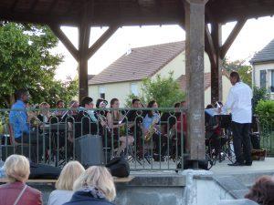 L'Harmonie verneuillaise -Fête de la musique