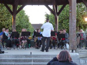 L'Harmonie verneuillaise3 -Fête de la musique