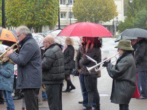 Cérémonie Verneuil L'étang 2019 - 2