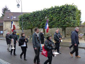 Cérémonie Verneuil L'étang 2019 - 3