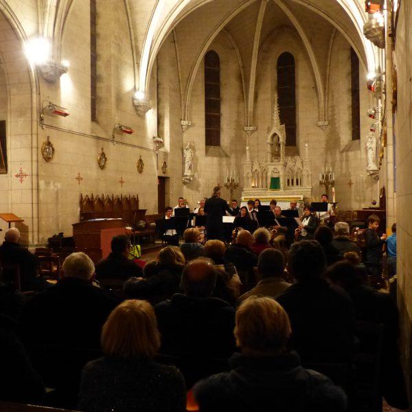 Concert de Sainte Cécile 2019